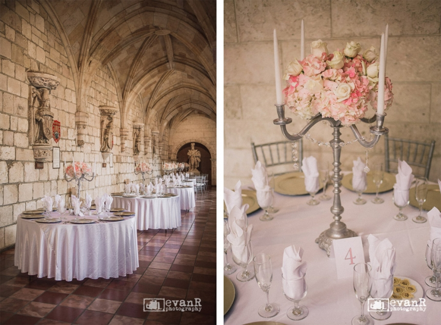 Elo Dave Wedding Photography At The Ancient Spanish Monastery And Cloisters In North Miami FL