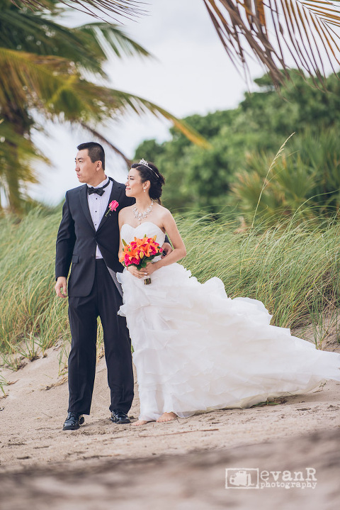 105(pp w480 h719) - wedding photos on beach