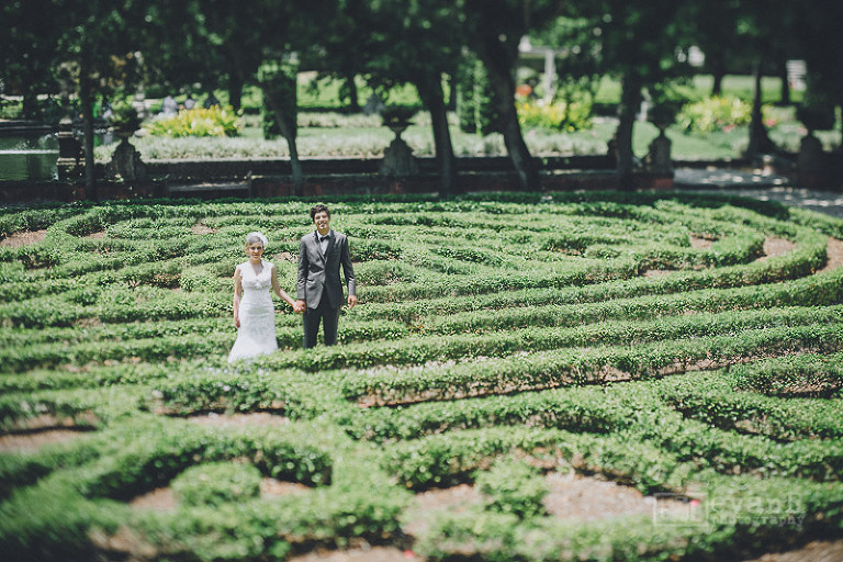 Cintia + Andre: Wedding Photography at Vizcaya Museum and Gardens in ...