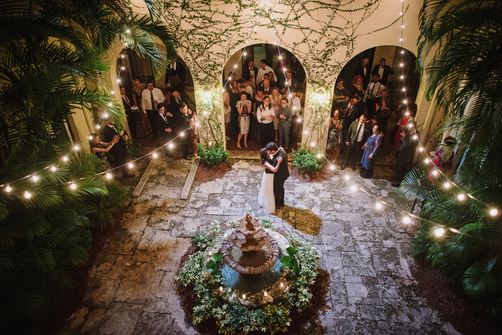 Estate Wedding At Villa Woodbine In Coconut Grove Fl Evan Rich Photography
