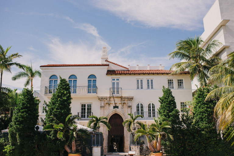 Versace Mansion Villa Casa Casuarina Wedding 3